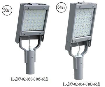 Светодиодные светильники уличного освещения цена в перми